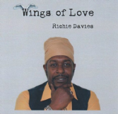 SALE ITEM - Richie Davis - Wings Of Love (Black Music Works) CD